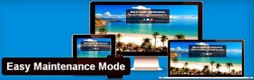 Easy-maintenace-mode